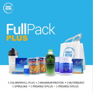 harga smart detox full pack plus