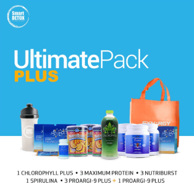 harga smart detox ultimate pack plus
